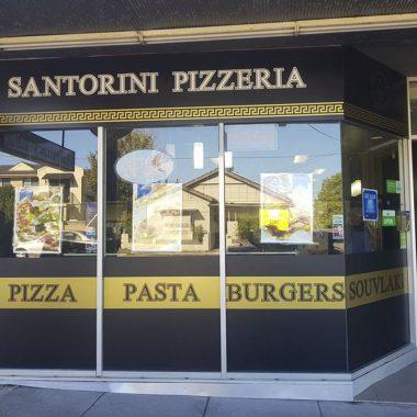 Santorini Pizzeria
