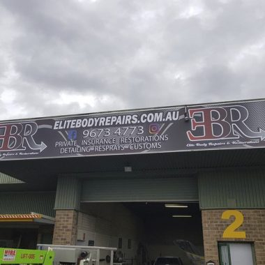 Elite Body Repairs